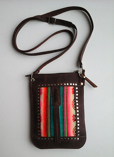 Cartera Cuquita Marrón